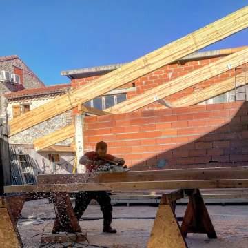 Fabrication de charpente sur mesure, neuf ou rénovation