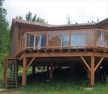 Quel bois choisir pour sa terrasse à Toulouse ?