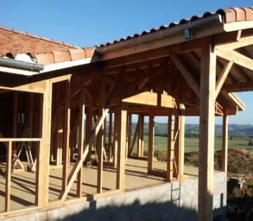 Quelle ossature choisir pour sa maison à toit plat à Muret?